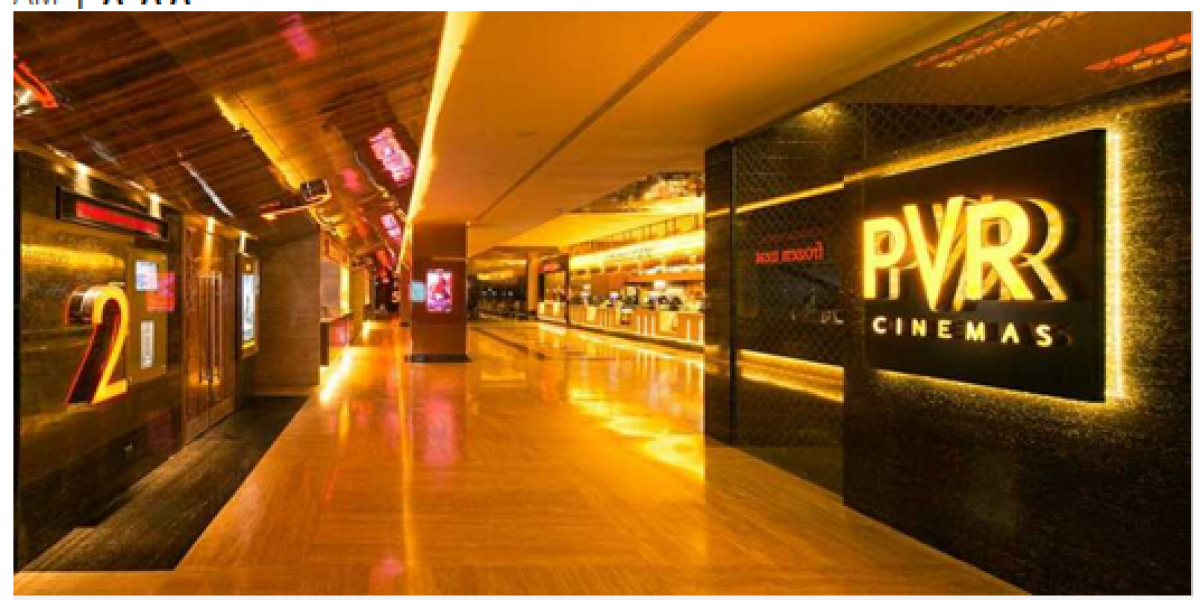 Now, disabled-friendly seats at PVR Cinemas in Chennai