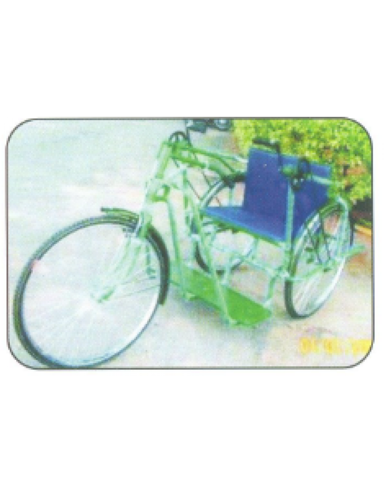 Dabble Side Paddling Tricycle