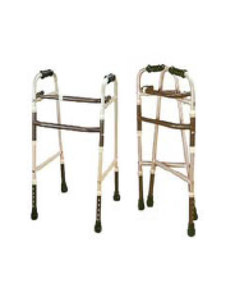 WALKER FOLDING ADJUSTABLE