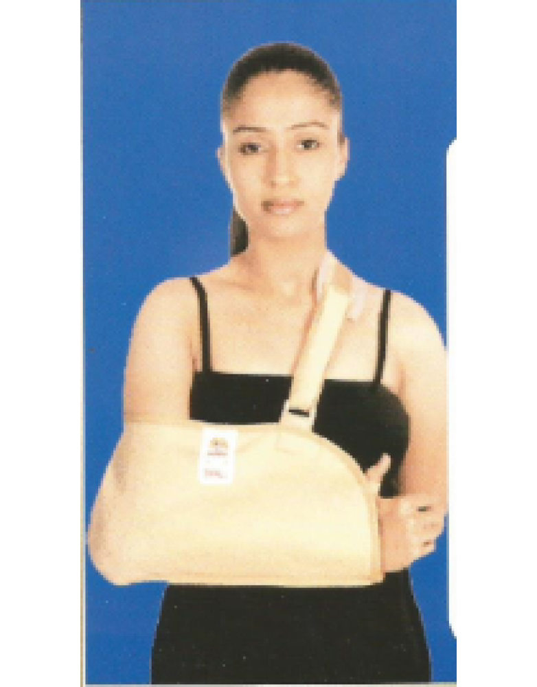 Arm Pouch Sling / Fracture Aid