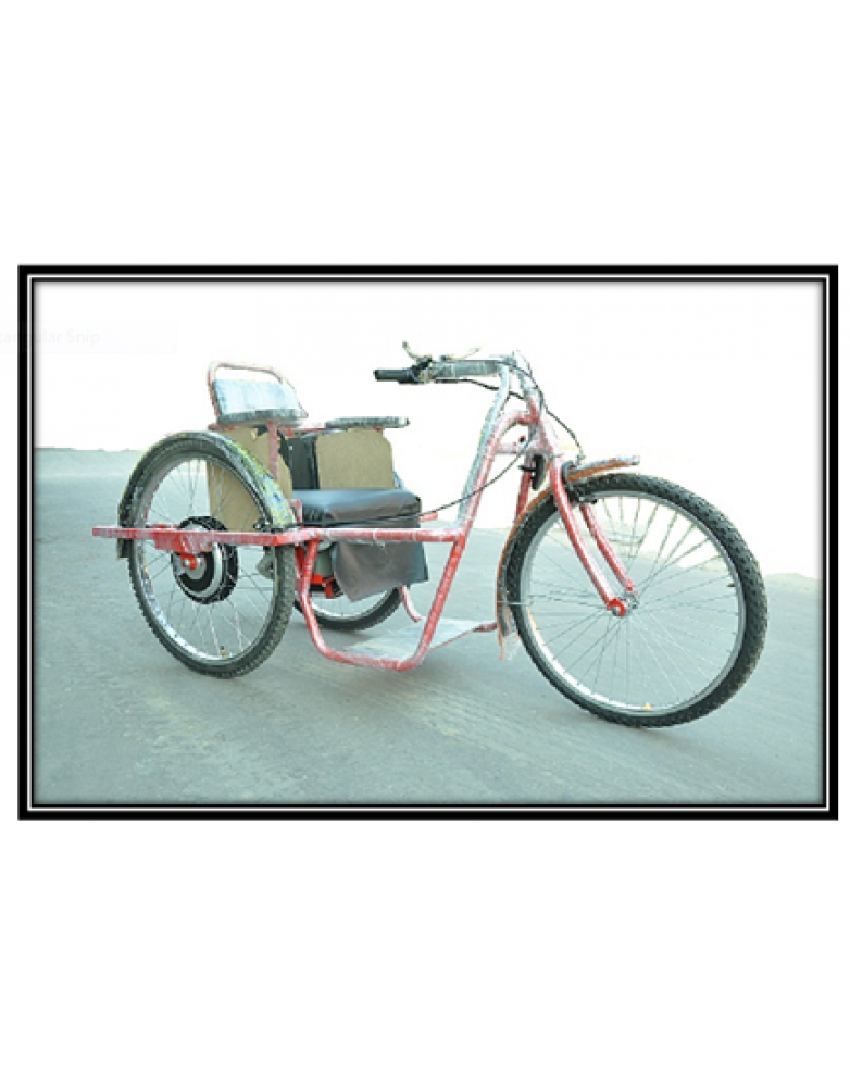 Motorized Tricycle - TD 2A 65
