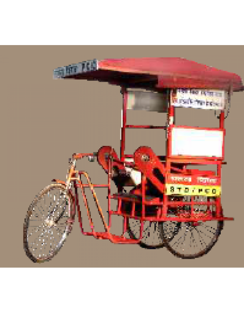 Tricycle Chalta Firta PCO - TD 2C 79