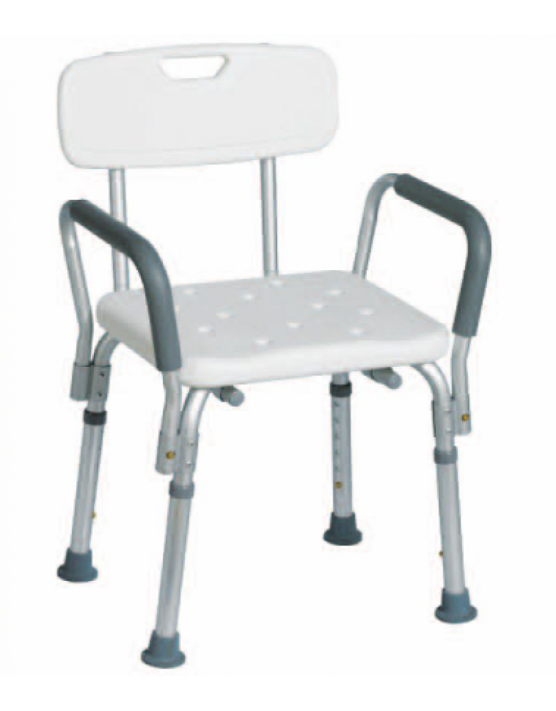 Shower Chair with Armrest (BE61009)