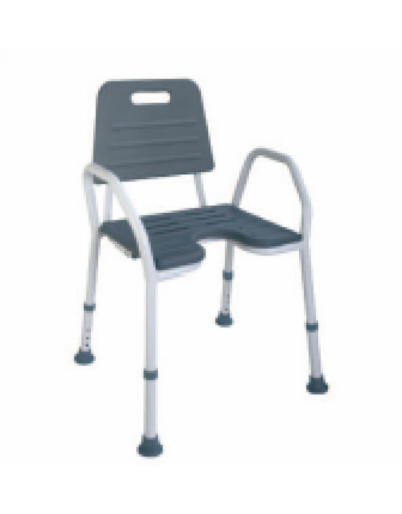 Aluminium Shower Chair (BE61016)