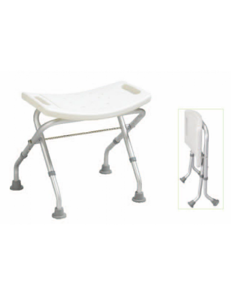FOLDING SHOWER BENCH (BE 62006)