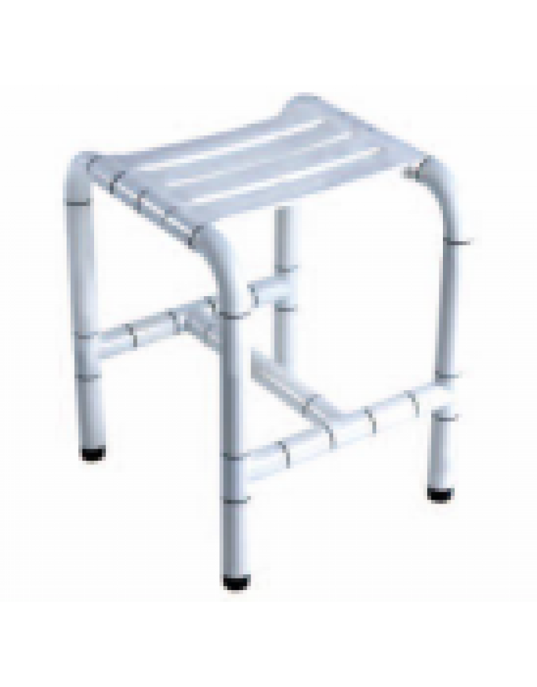 MULTIFUNCTIONAL FOLDABLE SHOWER STOOL (BE62013)