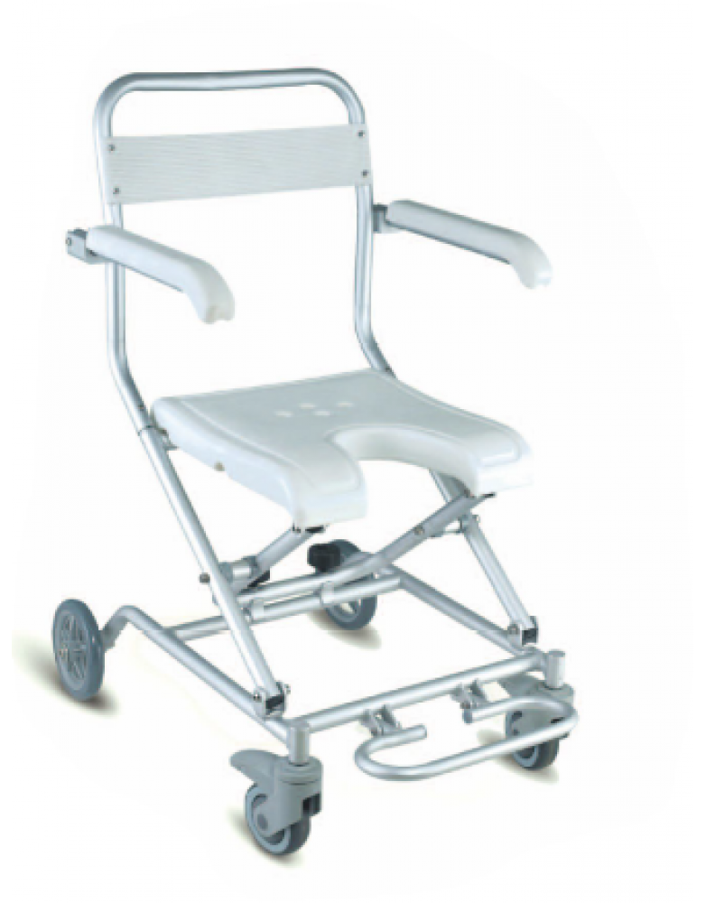 New Mobile Shower Chair (BE62040)