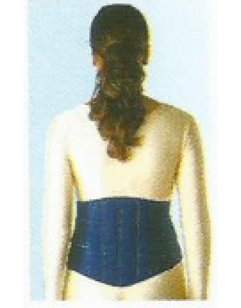 "Neoprene Lumbar Belt 9"" Back"