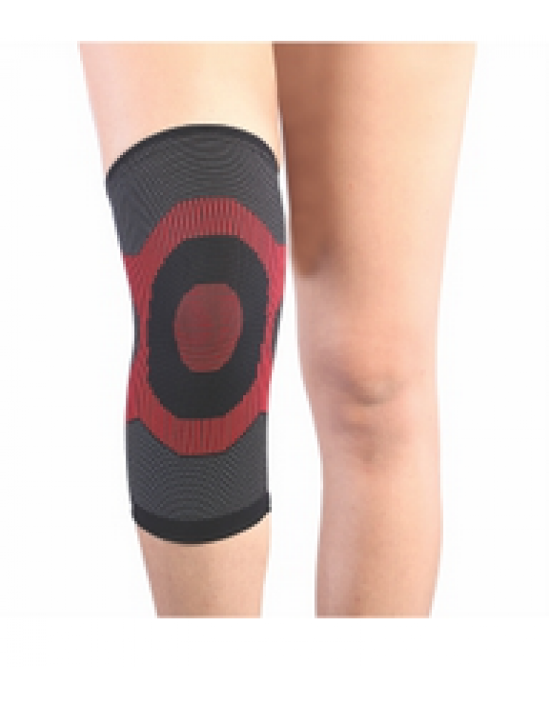 3D Knee Cap with Donut Padding