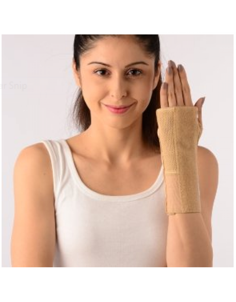 Elastic Wrist Splint Long/ 21cm