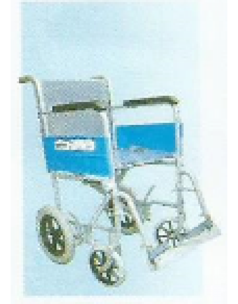 "Invalid Institutional Wheelchair / 300MM 12"" Rear Wheels"
