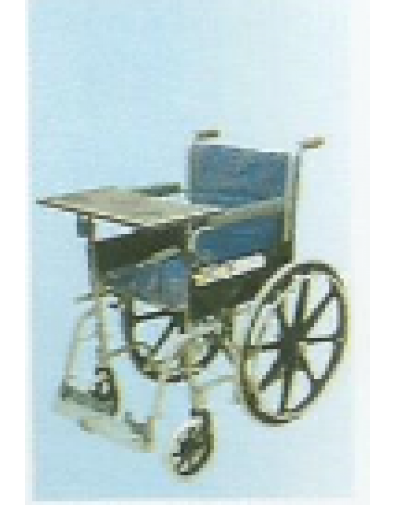Invalid Wheel Chair - Regular / Folding / Mag Wheels with Writing Board