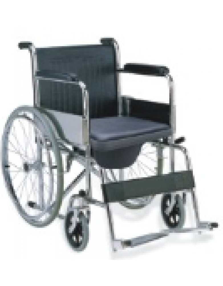 Commode Wheelchair (Rainbow 7)