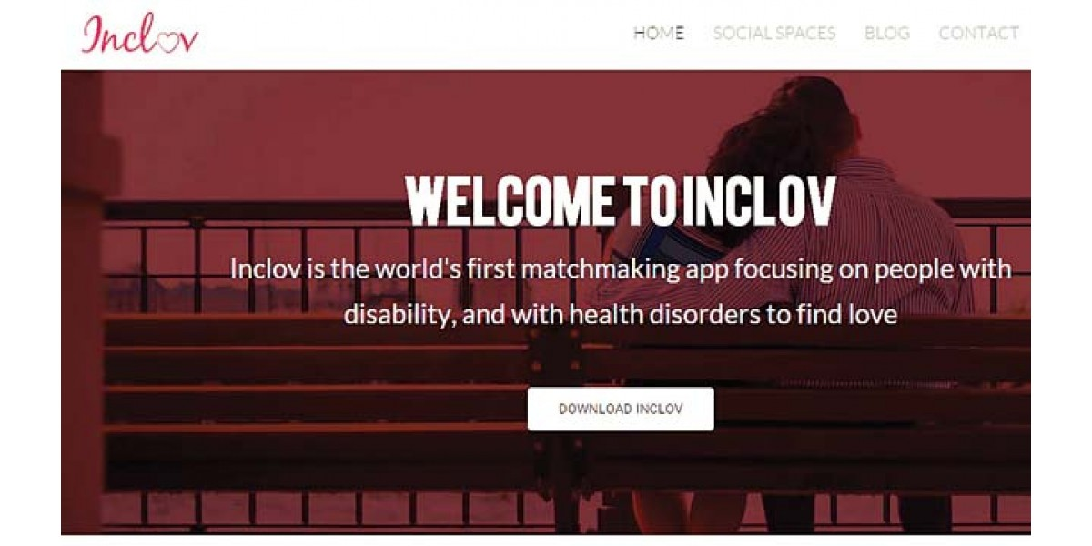 Date of a different kind: App unites the disabled