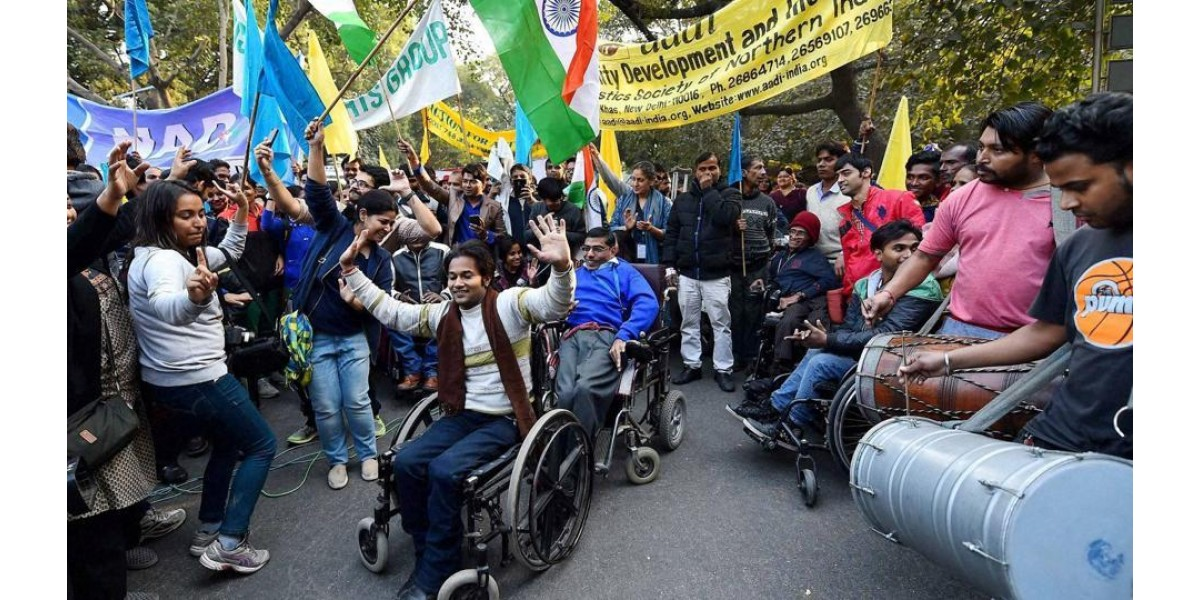 Govt notifies law on rights of persons with disabilities