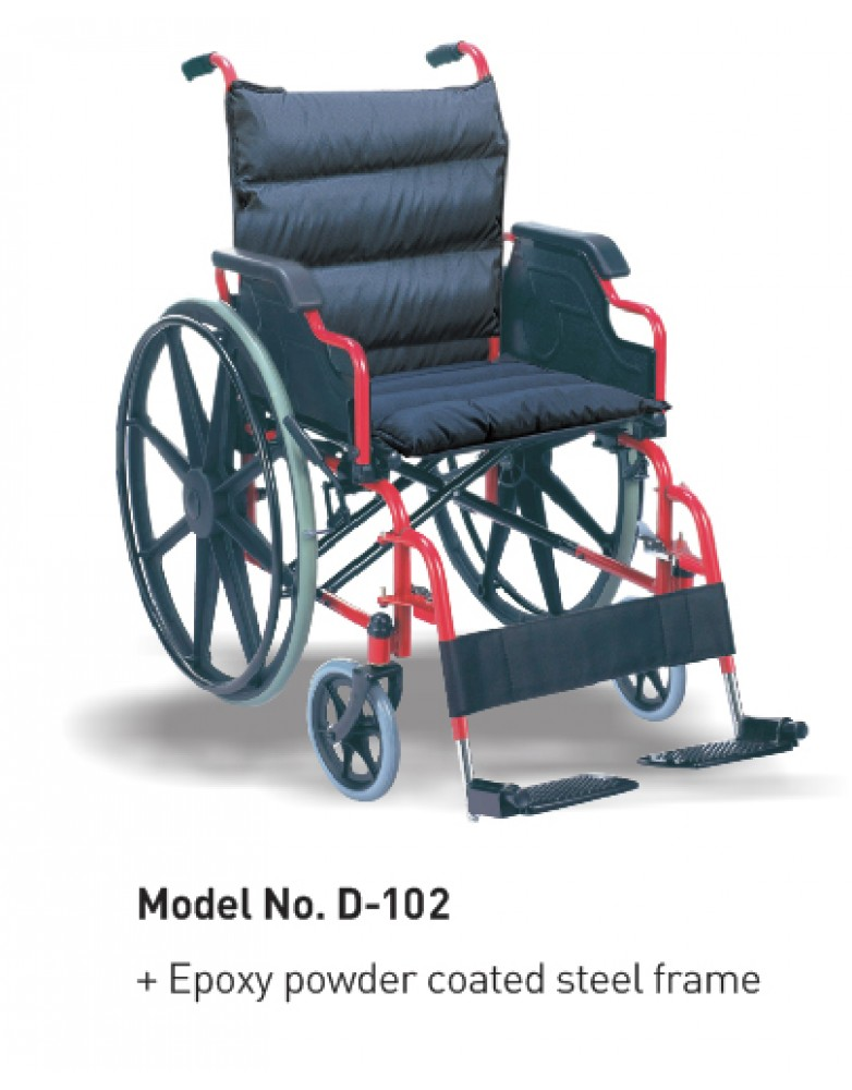Deluxe Wheel Chair