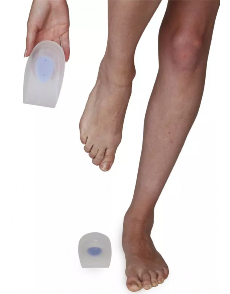 Heel Cup Silicone (Pair)