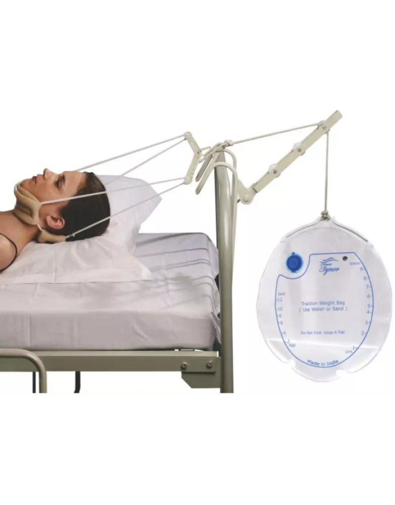 Cervical Traction Kit (Sleeping) with Weight Bag